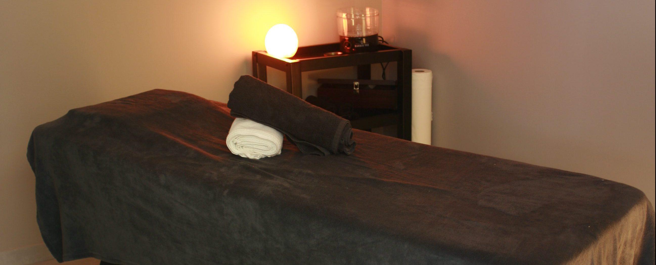 Table massage Bien être